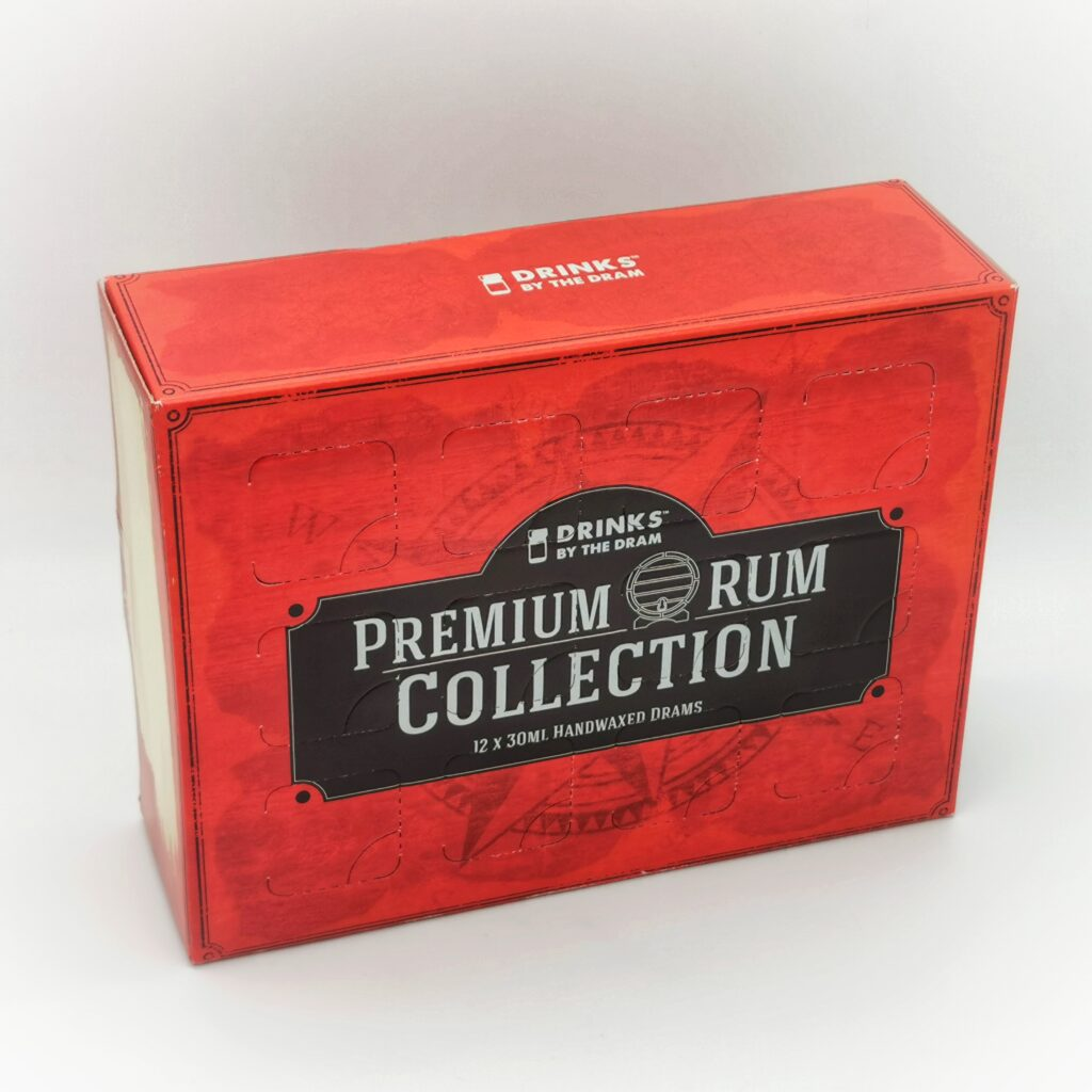 Premium Rum Collection calendar